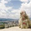雲南省普洱市の風景
