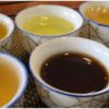中国茶の茶湯 いろいろな色