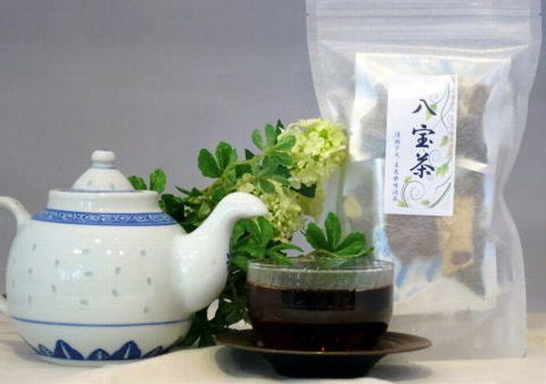 八宝茶の選び方