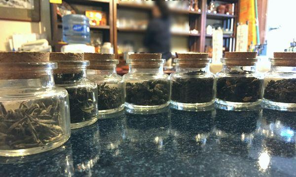 さまざまな中国茶・台湾茶