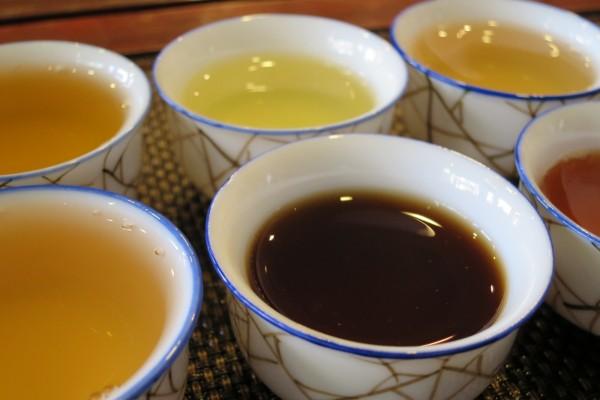 六大茶分類