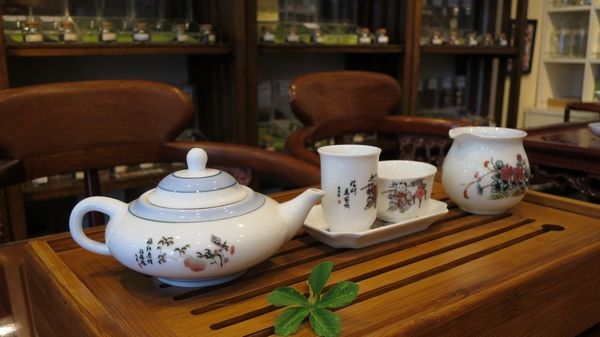 中国茶器イメージ