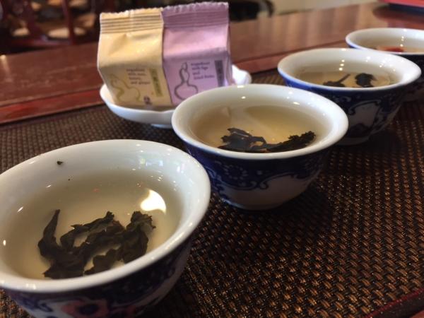 茶王 烏龍茶