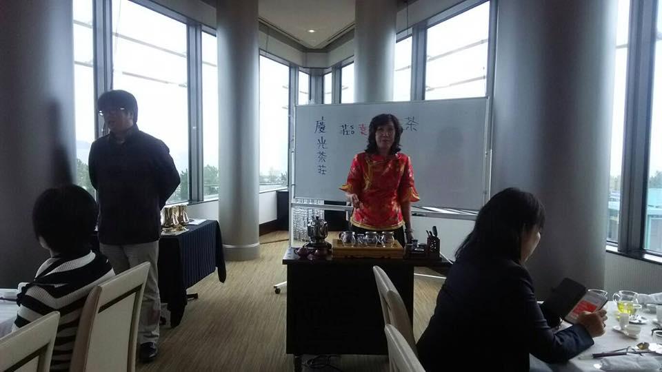 中国茶ランチ会
