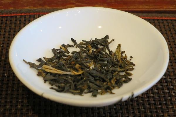 雲南紅茶 茶葉