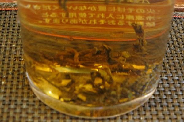 雲南紅茶 茶湯