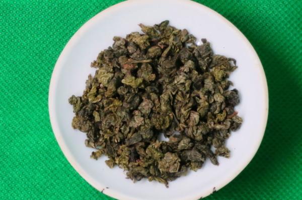 黄金桂の茶葉