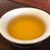 オリジナル焙煎 烏龍茶の茶湯