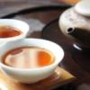中国茶と急須と茶杯