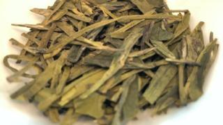 龍井茶 茶葉