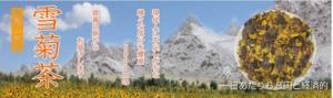 高山雪菊バナー
