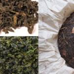 プーアル茶と烏龍茶の違い