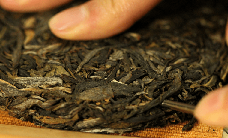プーアル茶の成分