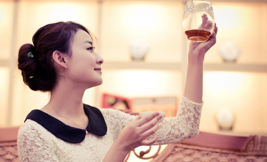 プーアル茶のダイエット効果