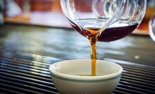 プーアル茶の入れ方
