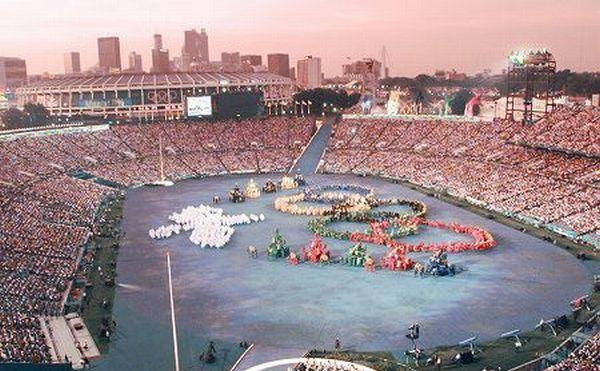 1996年 アトランタオリンピック