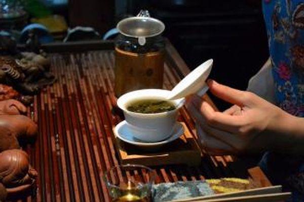 中国喫茶習慣の歴史