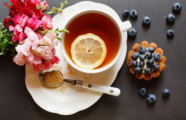 喫茶習慣の始まり 紅茶