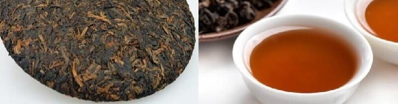 普洱茶 熟茶のイメージ