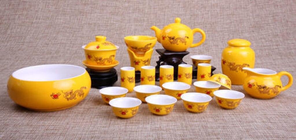 福建省安渓の茶器イメージ