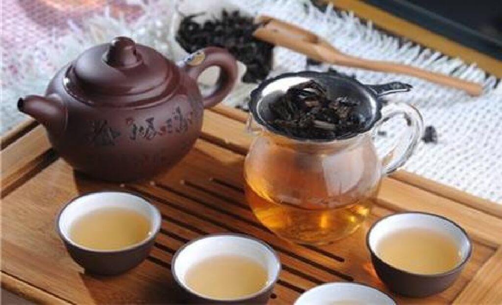 福建省武夷山 岩茶の茶器イメージ