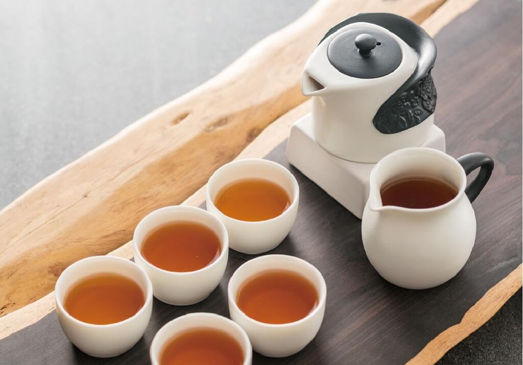 台湾の茶器イメージ