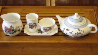 中国茶器の説明