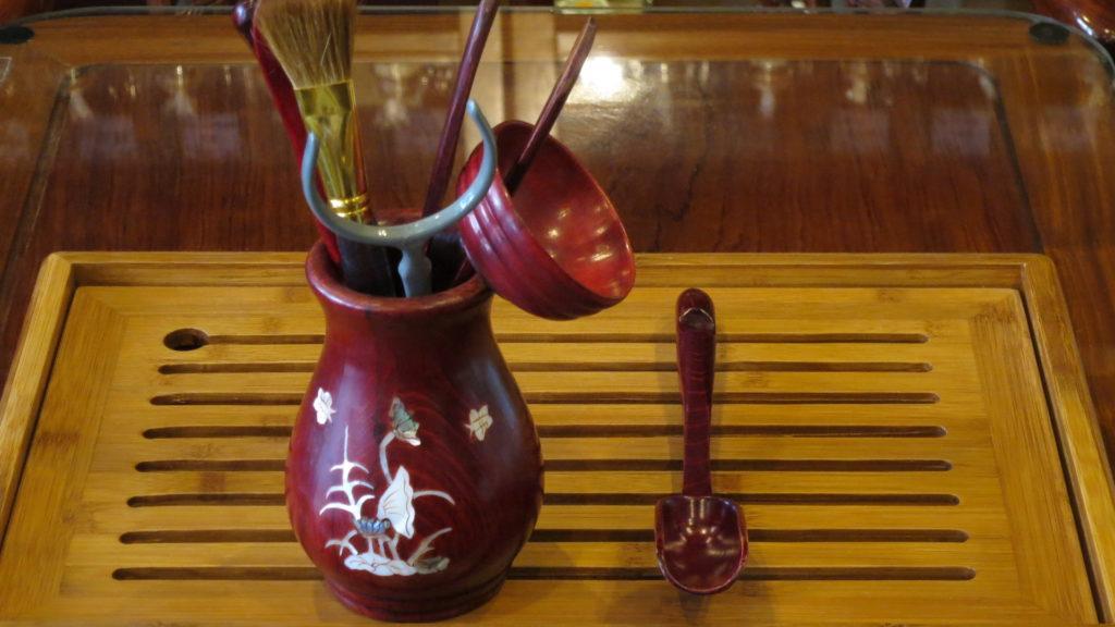 茶道具 茶匙