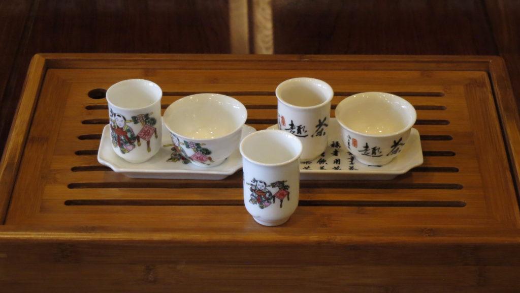 聞香杯 中国茶器 茶道具