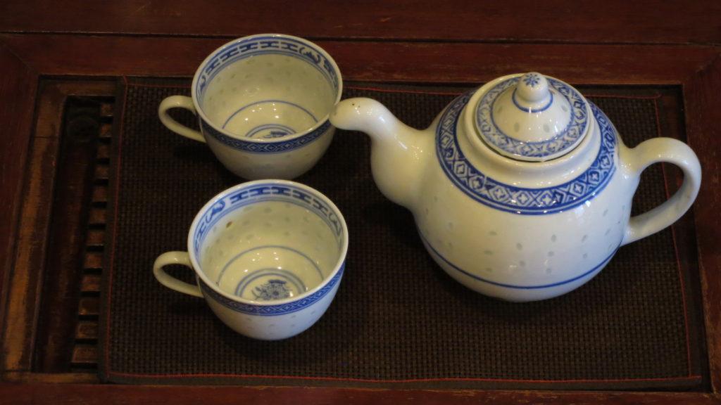中国茶のかんたん淹れかた 準備