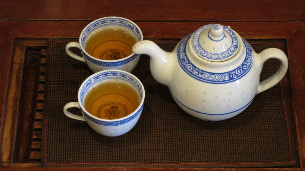 中国茶はこれで何度でも飲めます