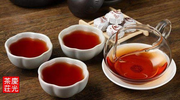 プーアル茶のイメージ