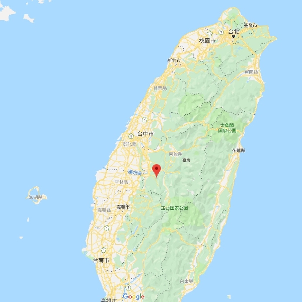 台湾 鹿谷