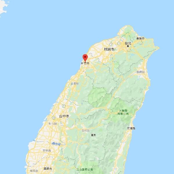 台湾 新竹県