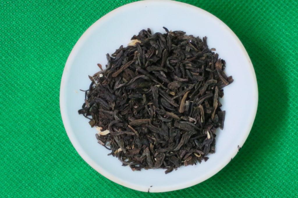 茉莉花茶 ジャスミン茶