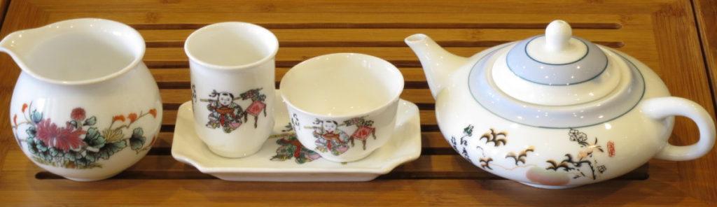 茶盤 急須 茶壷 聞香杯 茶杯