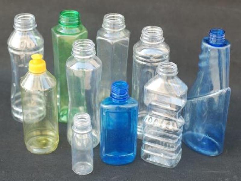 様々なペットボトル