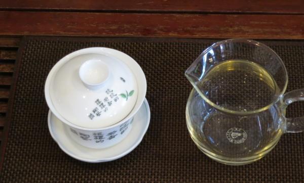 茶海と蓋椀