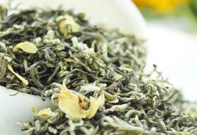 ジャスミン茶のイメージ