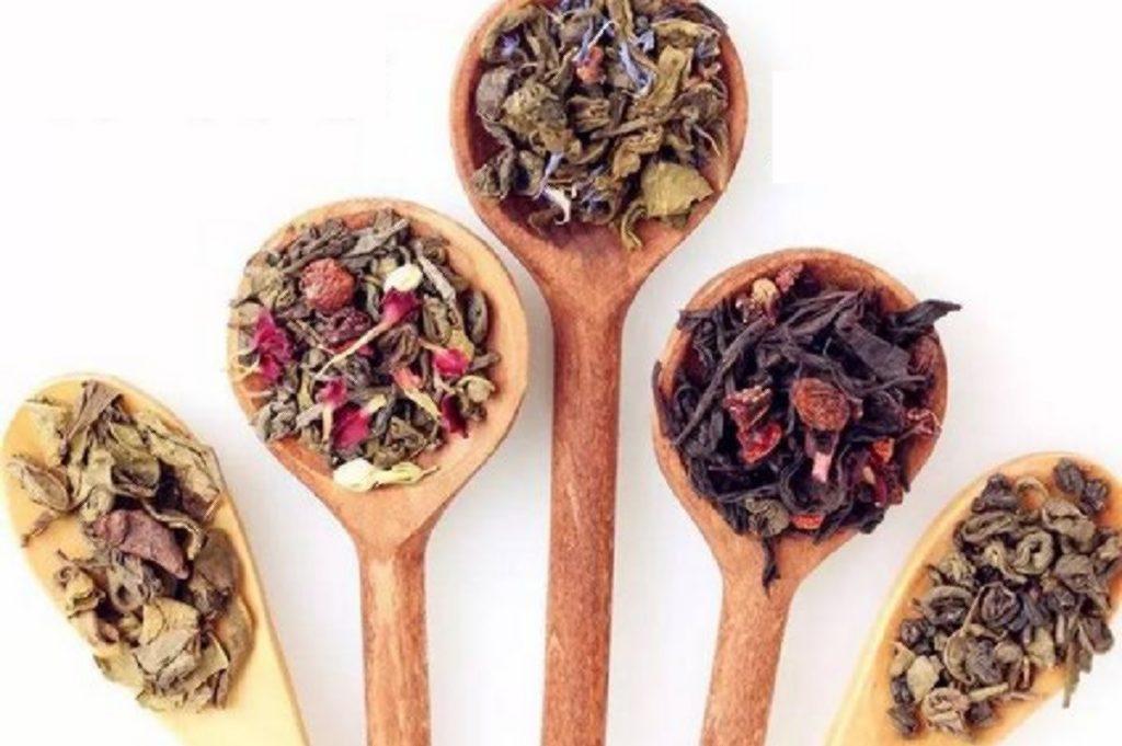 花茶のイメージ