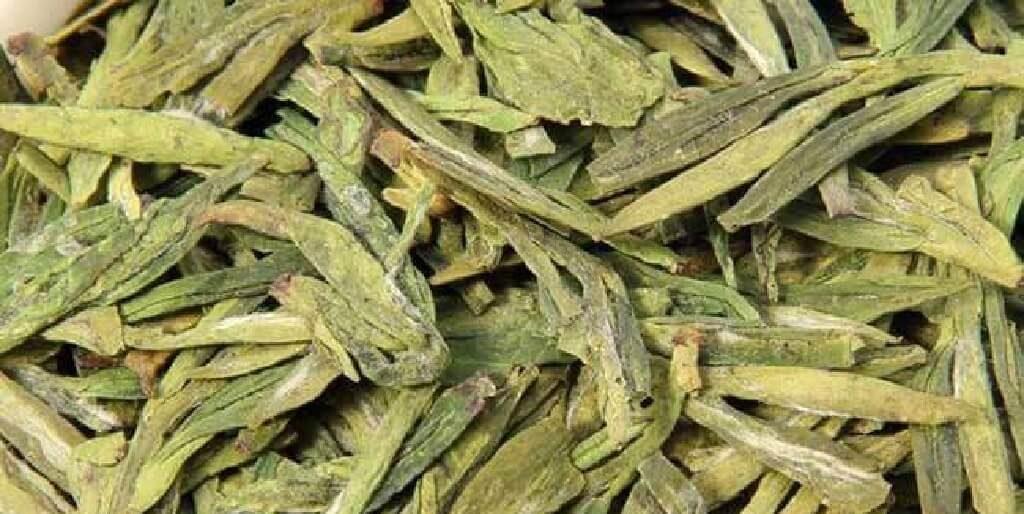 龍井茶イメージ