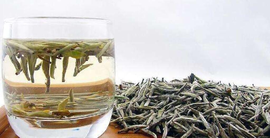 白茶の淹れ方