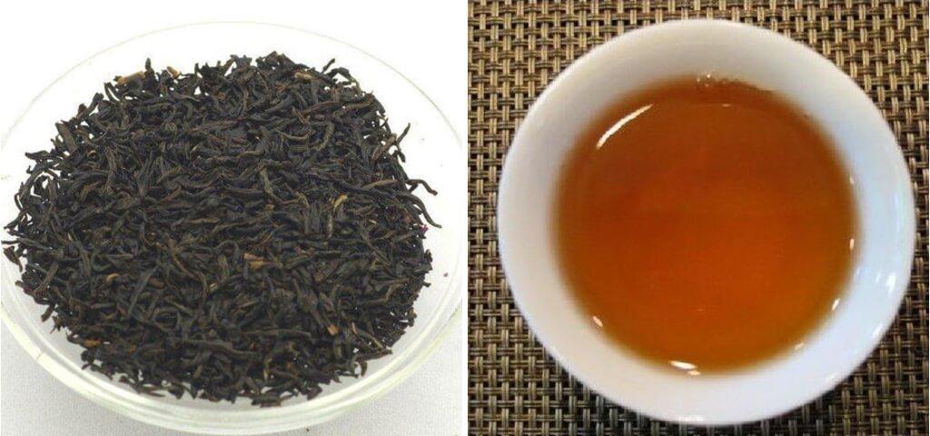 中国紅茶_茶葉_茶湯