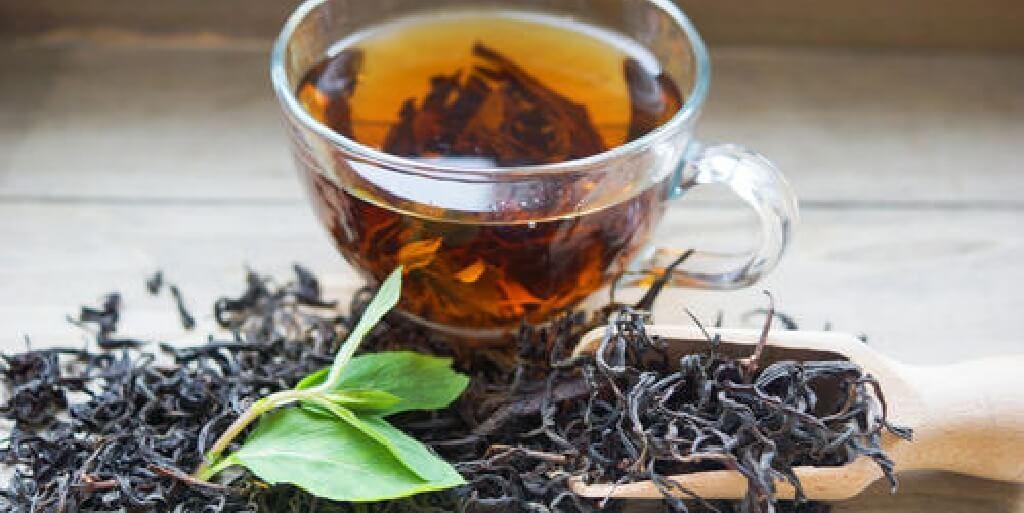 中国紅茶のイメージ