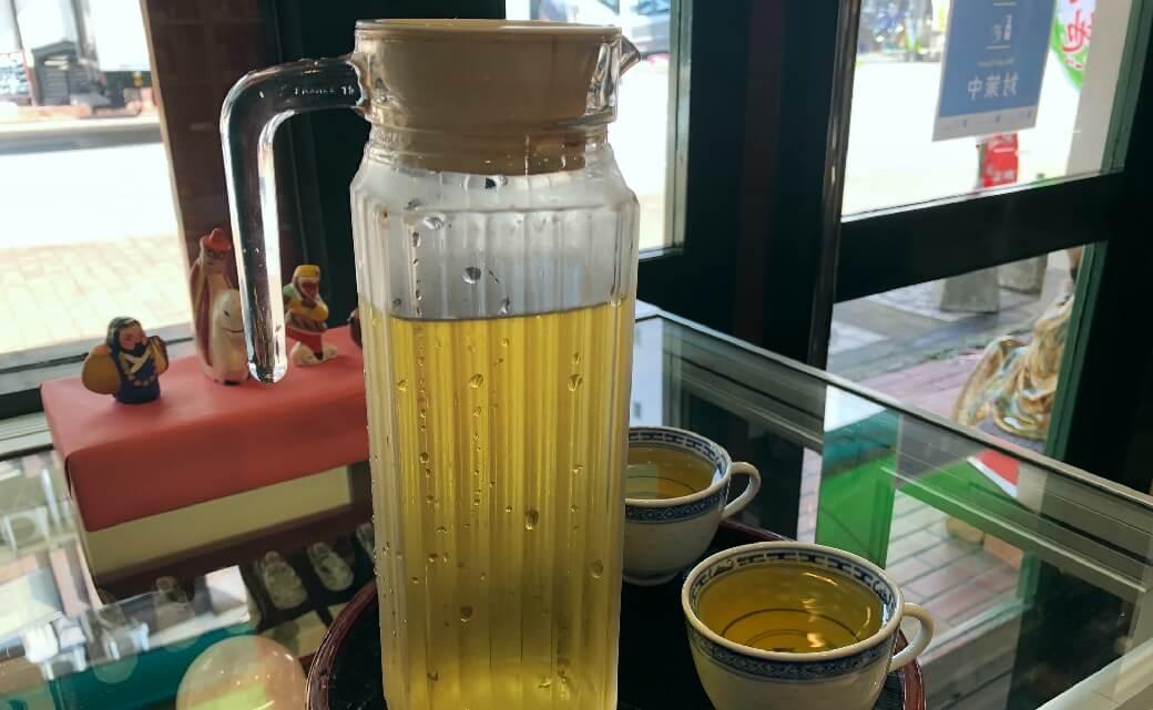 水出しジャスミン茶作り方