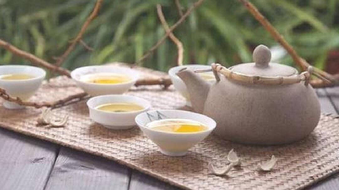 烏龍茶を淹れるのはカンタン イメージ