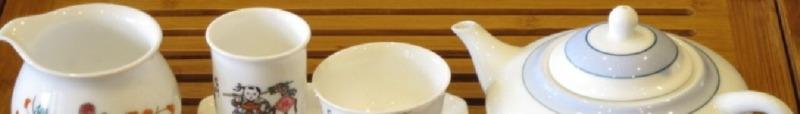 中国茶で使う様々な茶器と地域性